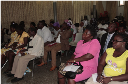 KMA HOLDS TRAINING WORKSHOP ON SOCIAL ACCOUNTABILITY
