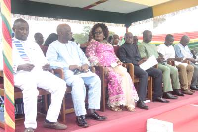 OSEI ASSIBEY ANTWI INDUCTED INTO OFFICE AS MCE OF KMA